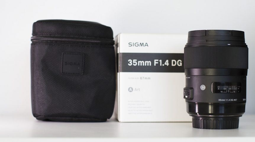 Sigma 35mm review