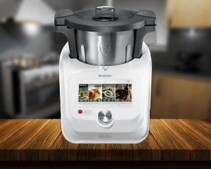 robot de cocina de lidl del año 2018