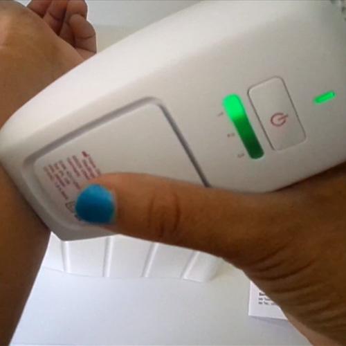 depiladora laser de lidl vitalcontrol