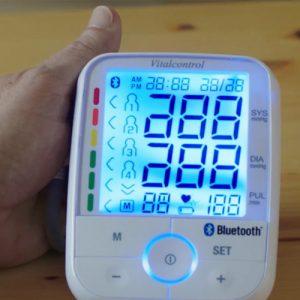 tensiometro vitalcontrol de lidl
