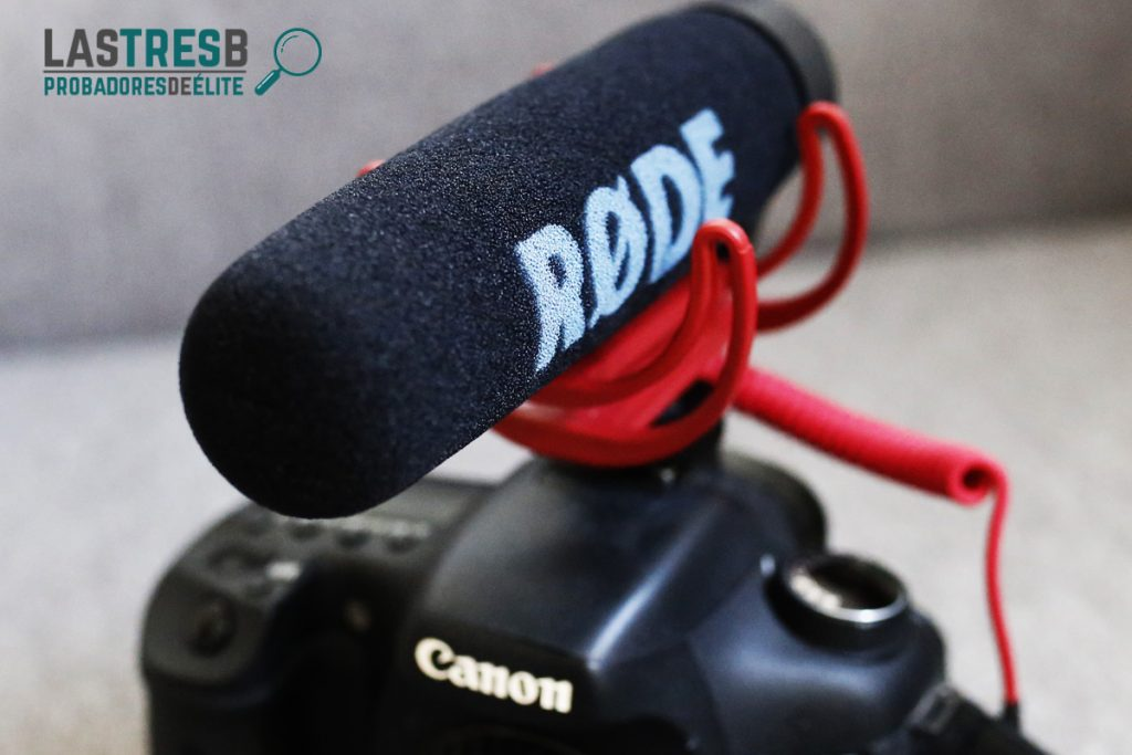 micrófono para camaras reflex y dslr