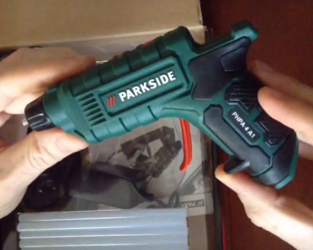 pistola termoselladora de lidl