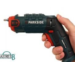Atornillador del Lidl marca Parkside